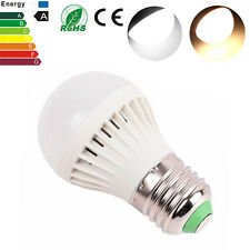 E26 2W LED Lamp Bulb White Warm Light Bright Energy Saving 85V-260V For Home Use