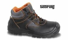 Beta Tools 7221PE Leather Waterproof Quick Opening System Safety Ankle Shoes