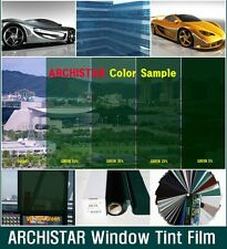 "WIDE:20""/VLT 25% Green Solar Film/Tint/Window/Glass/1PLY Normal/Privacy/Roll/"