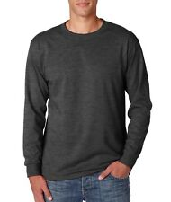 JERZEES® - Heavyweight Blend™ 50/50 Cotton/Poly Long Sleeve T-Shirt. 29LS. S-3XL