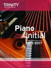 NEW Piano Initial 2015-2017 by Trinity College Lond Paperback Book Free Shipping