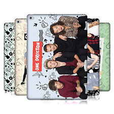 OFFICIAL ONE DIRECTION GROUP PHOTO DOODLE ICON HARD BACK CASE FOR APPLE iPAD