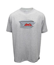 Matchless Classic British Motorcycle chrome tank badge printed on quality shirt