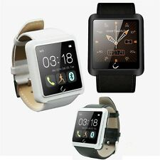 """U10 1.54"""" Bluetooth Smart WristWatch Phone Mate for Android IOS Samsung iPhone"""