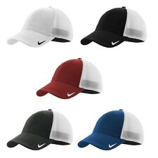 Nike Golf Hat Cap Meshback Trucker Mesh Back FLex-fit Fitted 429468