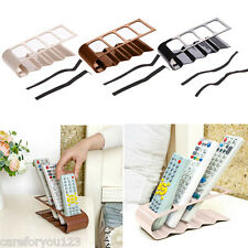 DVD VCR TV Remote Control Cell Phone Stand Holder Storage Caddy Organiser Tools