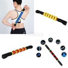 Leg Arm Back Full Body Muscle Massage Roller Stick Relax Tool Trigger Point