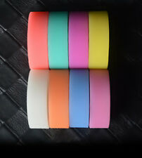 Blank Wordless Wristbands Solid Noctilucent Bracelet Silicone wrist band