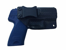 HK USP 9mm / 40 Compact Custom Kydex IWB Holster Concealed Carry Holster CCW