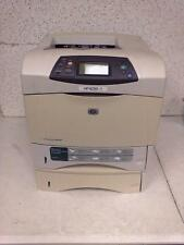 HP Laserjet 4250dtn Monochrome Workgroup Laser Printer Page Count 94374