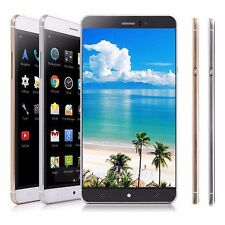 "6.0"" Unlocked Quad Core Android 4.4 Smartphone IPS GSM GPS 3G Cell Phone AT&T"
