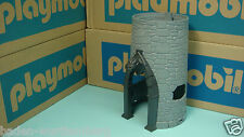 Playmobil 5984 knights series tower dragon color grey diorama toy 163
