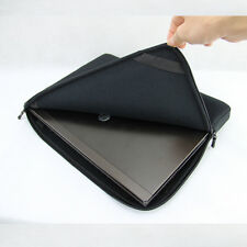 12 13 14 15 17 inch Black Laptop Case Cover Bag Sleeve For HP DELL Toshiba Apple