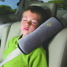 New Children Safety Car Seat Belt Pad Strap Shoulder Head Support Pillow Cushion