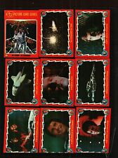 1979 Buck Rogers Complete Set 88 Cards Plus 22 Stickers  Near Mint Condition