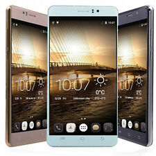 "6"" 3G+GSM Android 5.1 Quad Core Unlocked Smartphone Straight Talk T-Mobile WIFI"