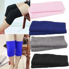 2pcs Knee Wrap Sleeve Elastic Brace Muscle Support Arthritis Sports Pain Relief
