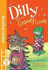 NEW Dilly and the Goody-goody by Tony Bradman Paperback Book (English) Free Ship