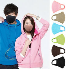 Fashion Unisex Health Cycling Anti-Dust Cotton Mouth Face Masks Respirators OO