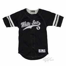 NWT Chicago White Sox Major League Baseball Women Button down Light Jersey MLB