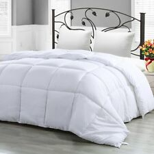 Utopia Bedding Luxury Comforter Duvet Insert White Down Alternative Comforter