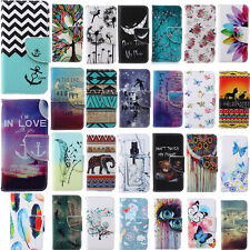 Card Holder Wallet Cover for iPhone 7/7Plus 6S 5S/SE Phone PU Leather Stand Case