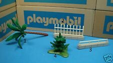 Playmobil Zoo fence wall bars support Palm tree pine base trunk CHOOSE ONE 176