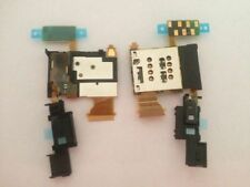 SIM Card Reader Slot Socket Tray Holder Flex Cable For Sony Xperia Series