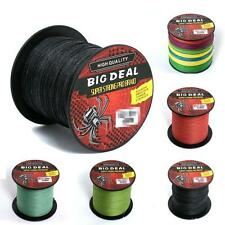100M New Fast Strands Wire Dyneema Spectra Extreme PE Braided Sea Fishing Line