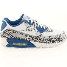 312334-011 Nike Air Max 90 Premium Huf Inspired (neutral grey / white / military