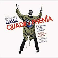 Classic Quadrophenia - Townshend,Pete New & Sealed LP Free Shipping