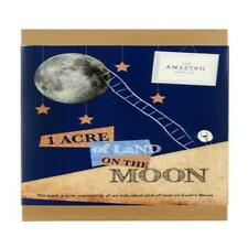 One Acre Of Land On The Moon Home Household Supplies Each Ownership Pack Comes