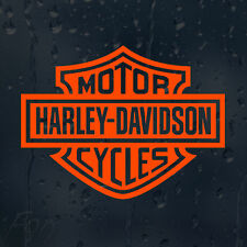 Harley Davidson Motorbike Sign Motor Cycles Car Decal Vinyl Sticker For Bumper