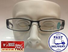 Foster Grant Reading Glasses With Case NWT Amazing Buy with Spring Hinges