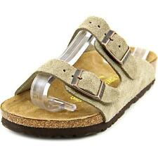 Birkenstock Arizona  N Open Toe Suede  Slides Sandal