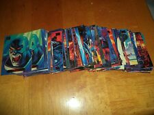 1994 Marvel Masterpieces Gold Foil Signature Series Cards 2 9 82 87 90 94 139