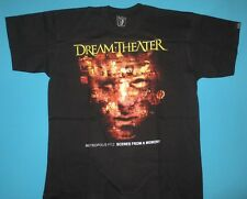 Dream Theater - Metropolis Pt2 Scenes from a Memory T-shirt