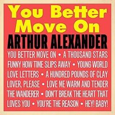 You Better Move on - Arthur,Alexander New & Sealed LP Free Shipping