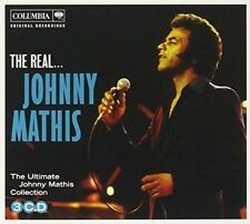 Real Johnny Mathis - Mathis,Johnny New & Sealed CD-JEWEL CASE Free Shipping