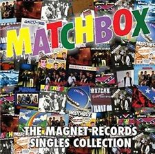 Magnet Records Singles Collection - Matchbox New & Sealed CD-JEWEL CASE Free Shi