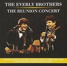 Reunion Concert - Everly Brothers New & Sealed CD-JEWEL CASE Free Shipping