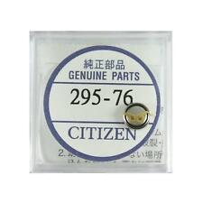 CITIZEN 295-7600 ECO-DRIVE CAPACITOR SOLAR BATTERY