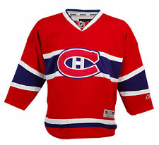 NHL Montreal Canadiens Premier Home Youth Jersey
