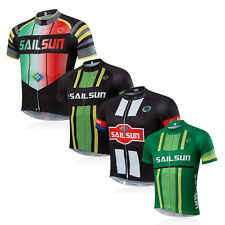 Cycling Bike Bicycle Clothing Clothes Women Men Cycle Jacket Jersey Top 4 Colors