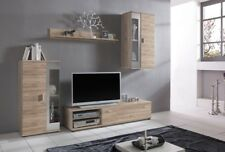Modern NEW Living room Furniture Set TV Unit Stand Wall Mounted Cabinet Cupboard