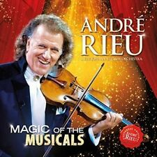 Magic of the Musicals - Rieu,Andre New & Sealed CD-JEWEL CASE Free Shipping