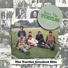 Save the Turtles: the Turtles Greatest Hits - Turtles New & Sealed LP Free Shipp