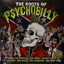 Roots of Psychobilly - V/A New & Sealed LP Free Shipping