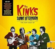 Sunny Afternoon, the Very Best of - Kinks New & Sealed CD-JEWEL CASE Free Shippi