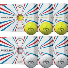 **NEW 2016** Callaway Supersoft Golf Balls DOZEN